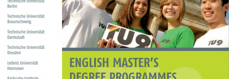 Double degree Master European