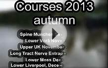 ART Courses Europe Autumn 2013